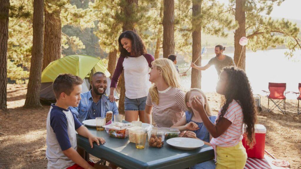 vacances camping bretagne