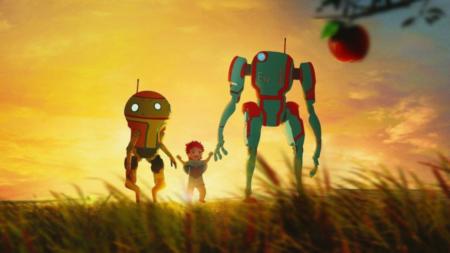 Eden Unearthed jeu Netflix VR