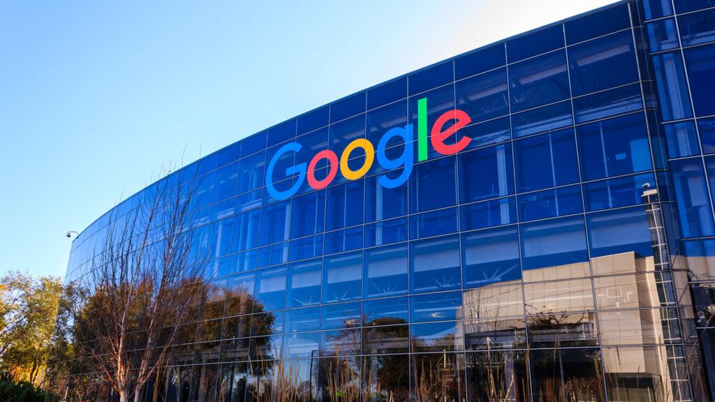 L'entreprise Google en image