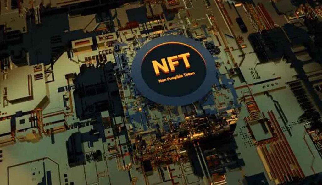 Le Non Fungible Token au centre d'un système électronique