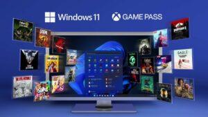 Jeux Windows 11 en image