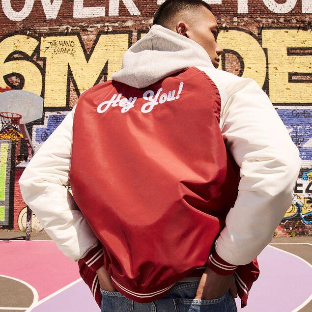 bombers : blouson homme streetwear