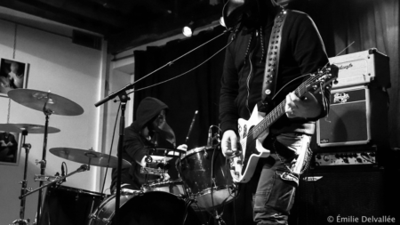 Nouvel EP du groupe rock Heckel & Jeckel