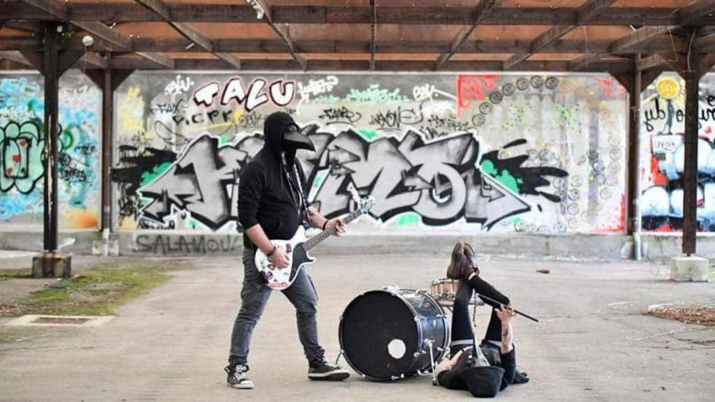 Groupe rock Heckel & Jeckel