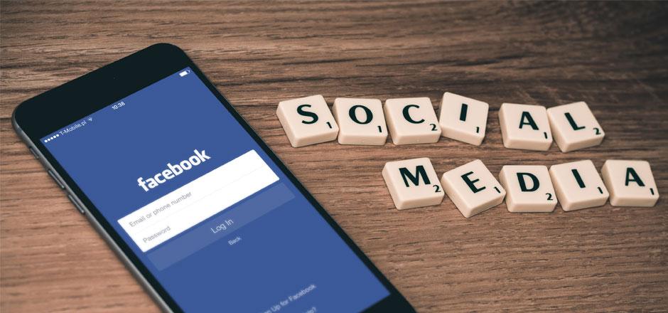 Le réseau social Facebook