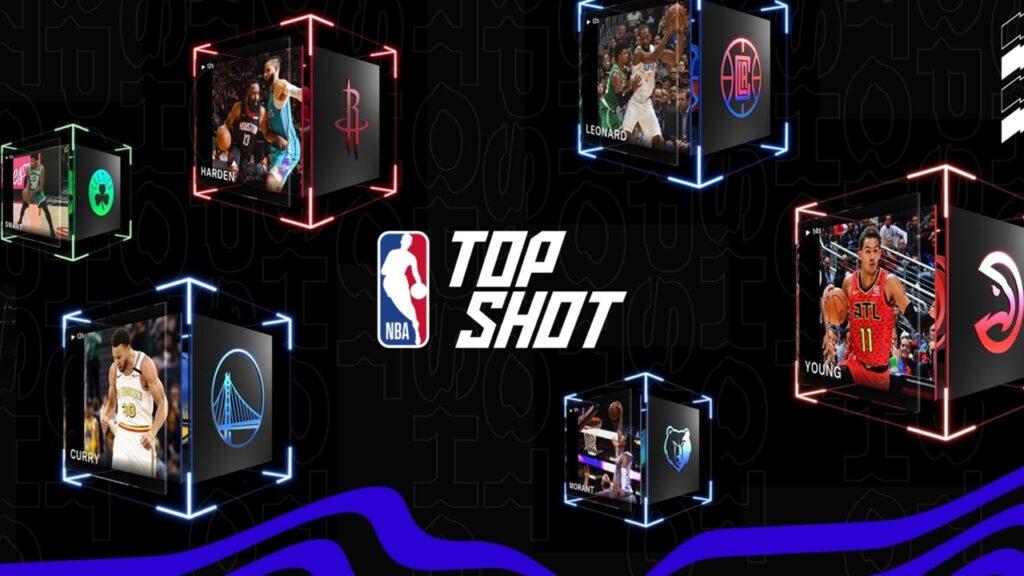 Application NBA Top Shot