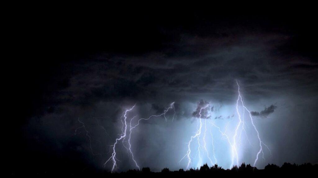 orage tonnerre