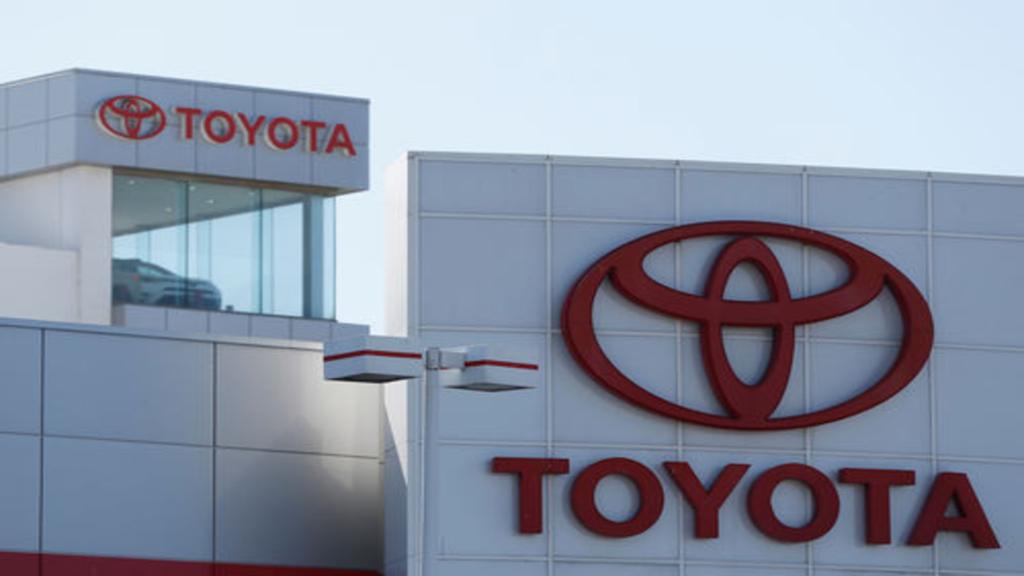 Bureau Toyota en image.