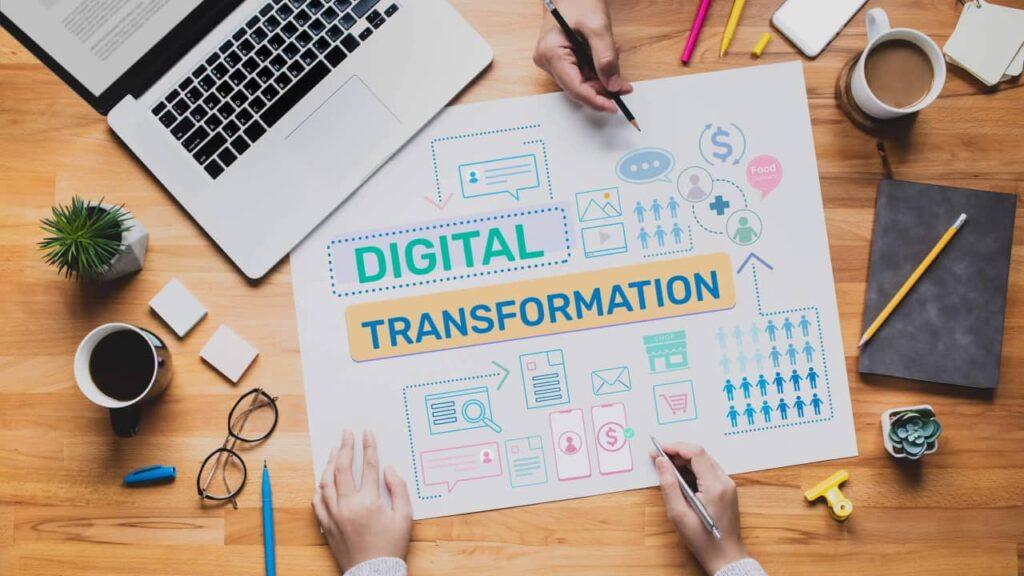 transformation digitale en entreprise