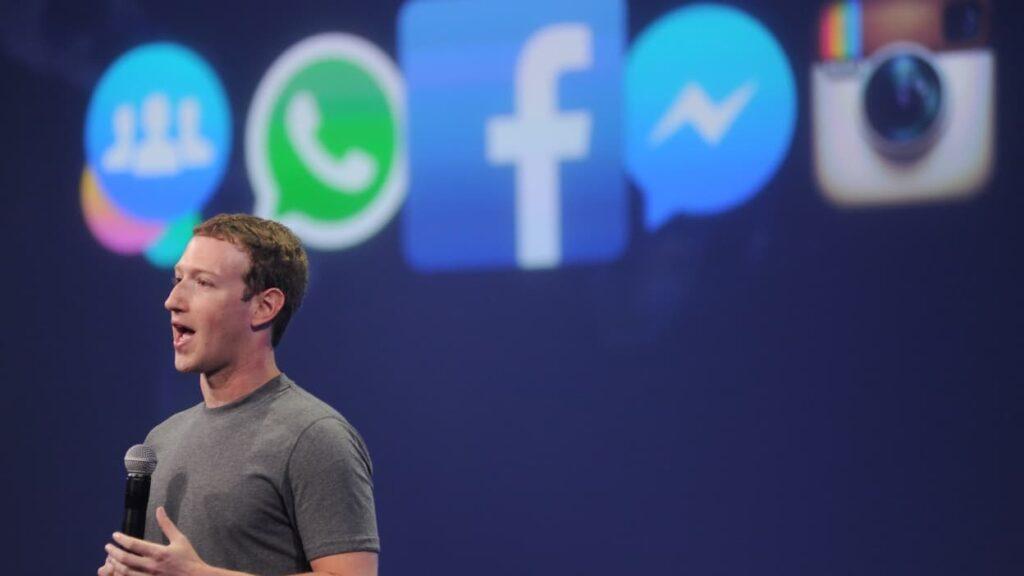 Mark Zuckerberg en image