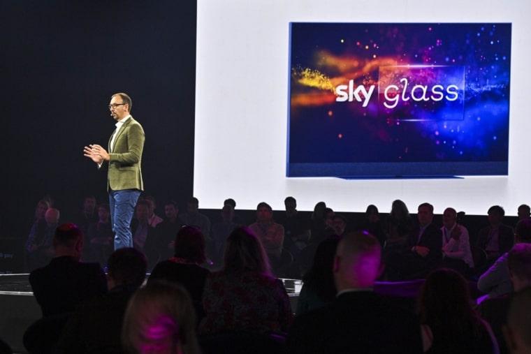 Les spécifications de la nouvelle télévision de Sky.