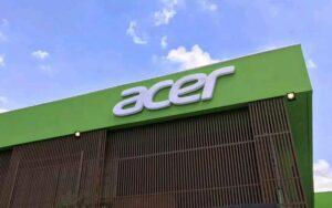 L'entreprise Acer en image