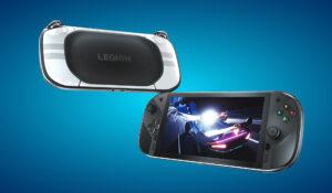 Console portable Lenovo Legion