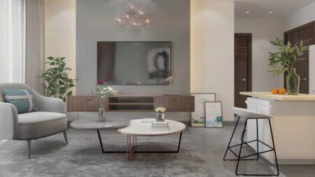 décoration de maison moderne
