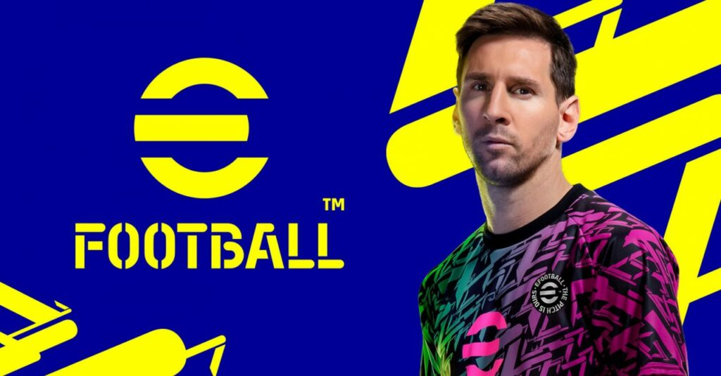 eFootball 2022 est un échec cuisant.