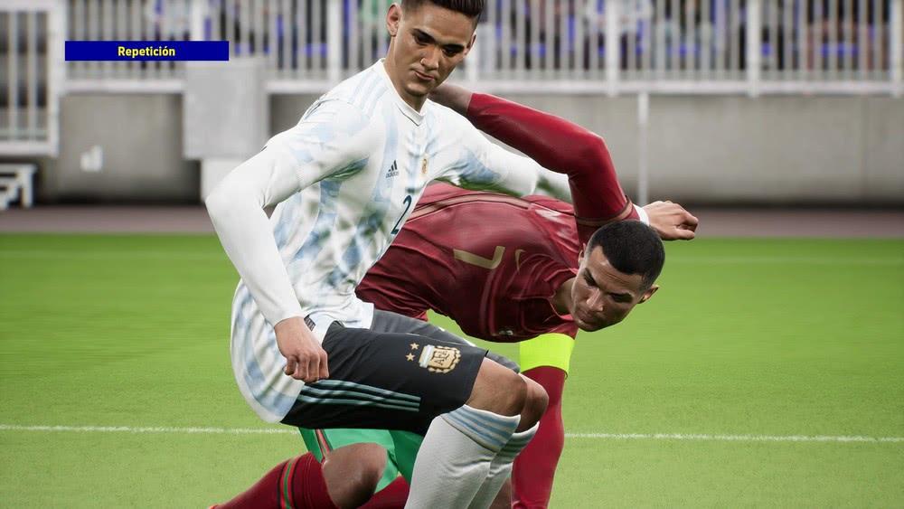 eFootball 2022 est un flop.