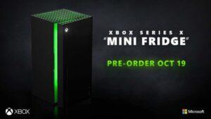 Frigo Xbox