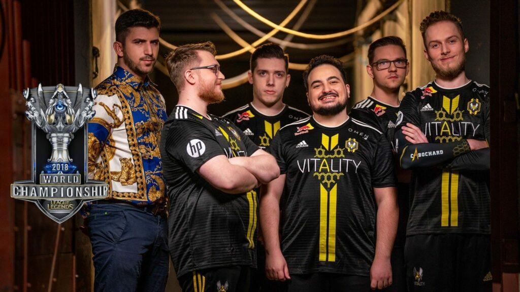 Jouer en équipe esport et prendre du niveau sur LOL league of Legends