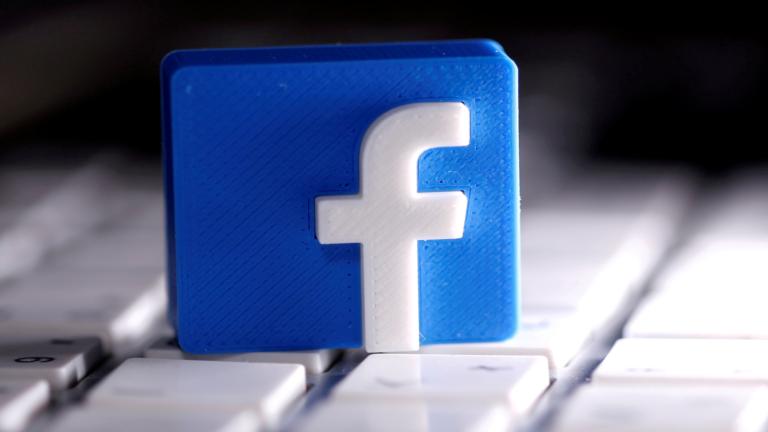 Logo de Facebook en image
