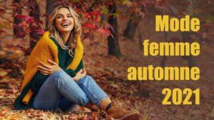 mode femme automne 2021