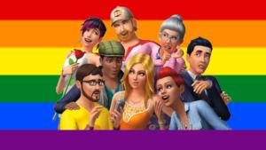 SIMS 4 : Une pétition LGBT+ pour plus d'inclusivité