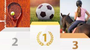 sports les plus pratiqués par les français