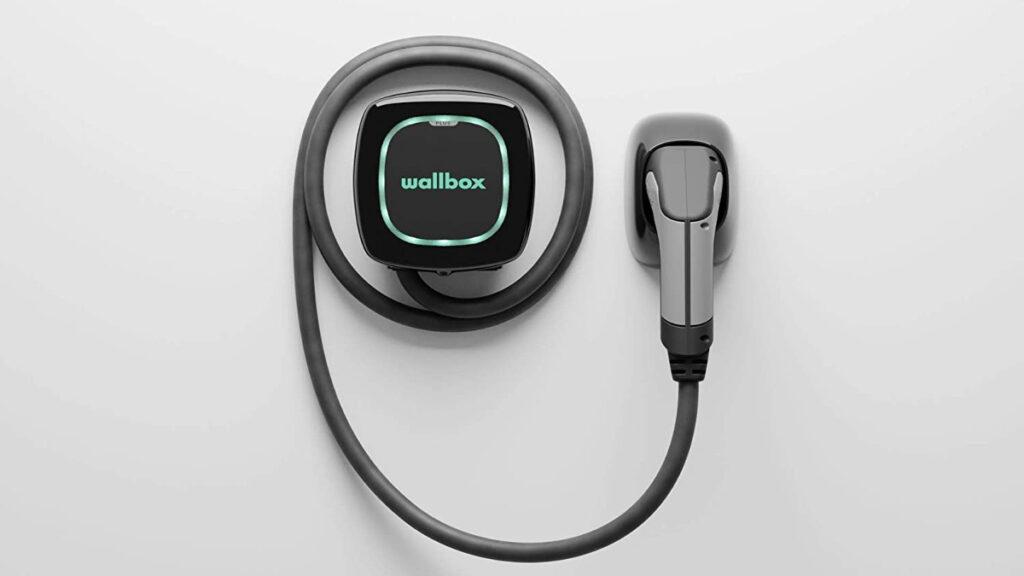Une Wallbox pour recharger une voiture électrique à domicile