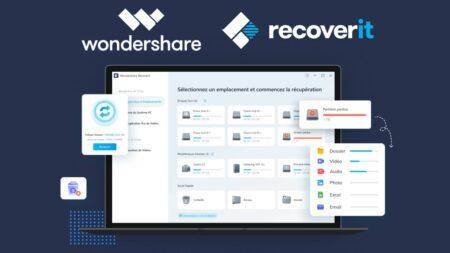 Wondershare Recoverit