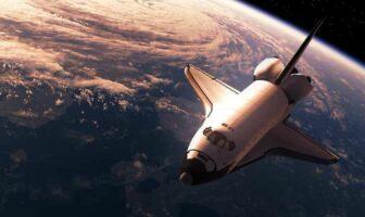 Une navette pour le tourisme spatial